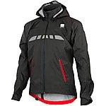 image of Sportful Commute Rain Jacket - Black