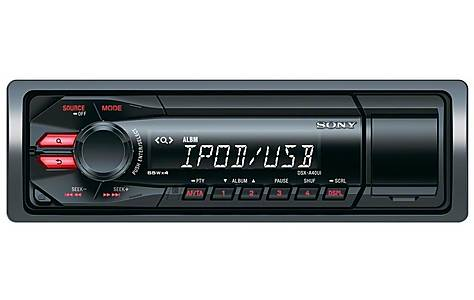 image of Sony DSX-A40UI Car Stereo