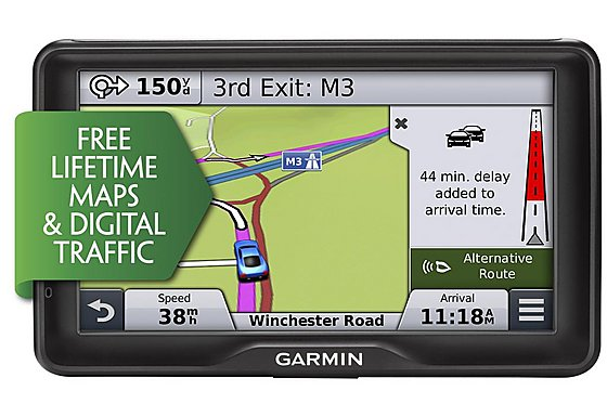 Garmin Nuvi 2798 Lifetime Maps & Digital Traffic Full Europe Sat Nav
