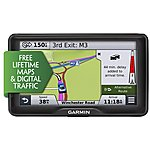 image of Garmin Nuvi 2798 Lifetime Maps & Digital Traffic Full Europe Sat Nav