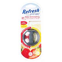 image of Refresh Fresh Strawberry/Cool Lemonade Air Freshener Diffuser