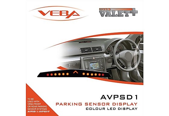 Veba Valet+ Parking Sensor Display