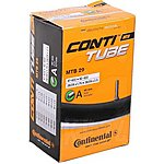 "image of Continental MTB 29 Schrader Inner Tube - 29"" x 1.75""-2.5"""