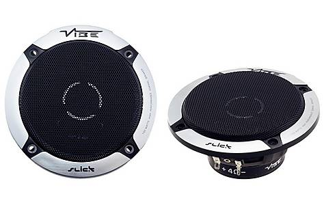 """image of Vibe Slick 4"""" V5 Co-Axial Car Speakers"""