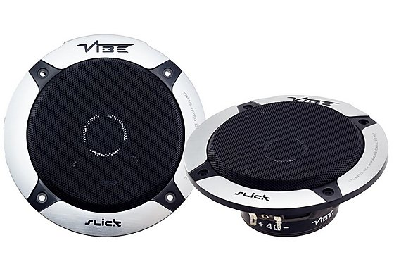 Vibe Slick 5 V5 Co-Axial Speakers