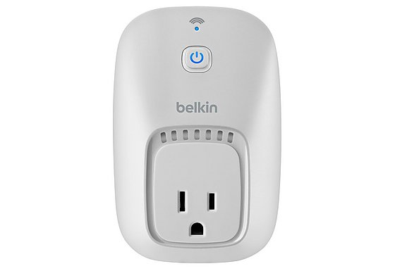 Belkin WeMo Home Automation Switch for iOS and Android