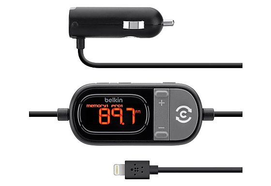 Belkin TuneBase Auto Live for iPhone 5