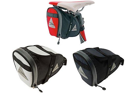 Axiom Rider DLX Large Seat Saddle Bag