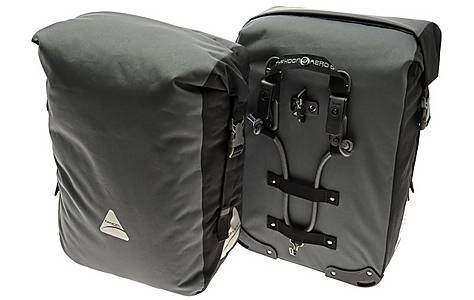 image of Axiom Typhoon Aero DLX Pannier Bag Set