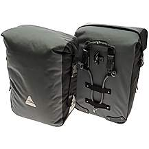 image of Axiom Typhoon Aero DLX Pannier Bag Set