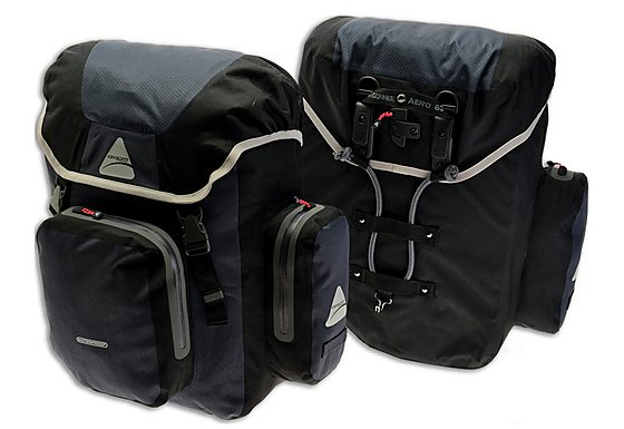 Axiom Randonnee Aero 60 Touring Bag