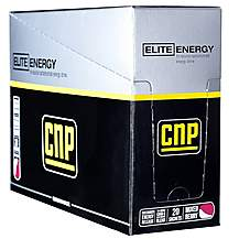 image of CNP Elite Energy Box of Sachets