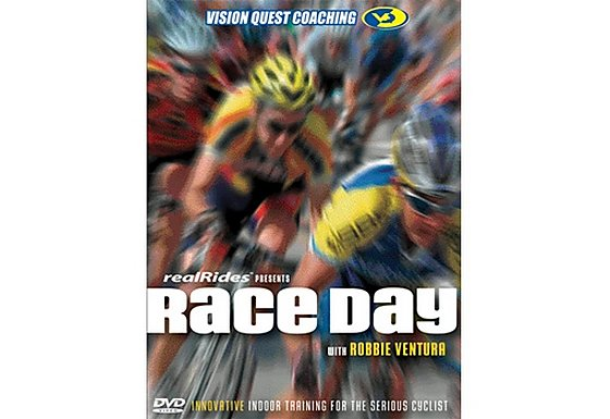 CycleOps Realrides Race Day DVD