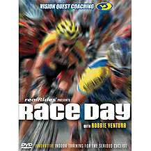 image of CycleOps Realrides Race Day DVD