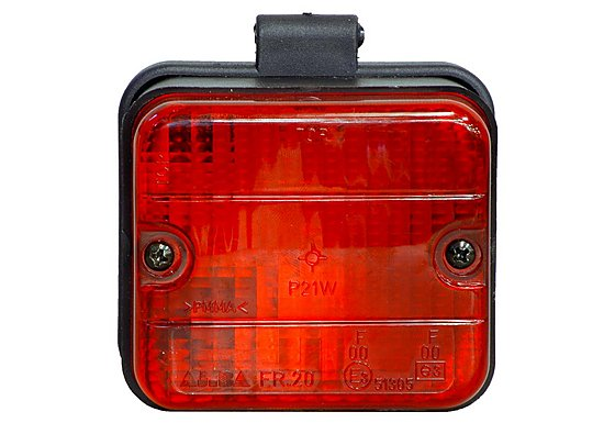 Ring Rear Fog Light