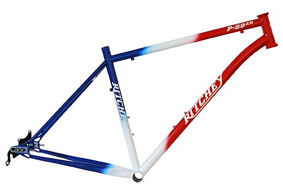 Ritchey WCS P29er Mountain Bike Frame