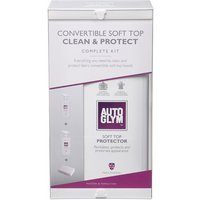 Autoglym Cabriolet Fabric Hood Maintenance Kit
