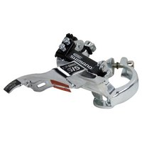Shimano FD-C050 Dual-pull Top-swing Multi-fit Front Derailleur