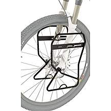 image of Axiom Journey Suspension Disc and Lowrider Front Pannier Rack