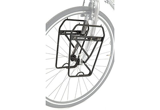Axiom Journey DLX Front Pannier Rack