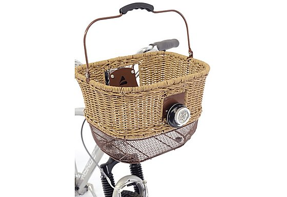 Axiom City Wicker Deluxe Basket
