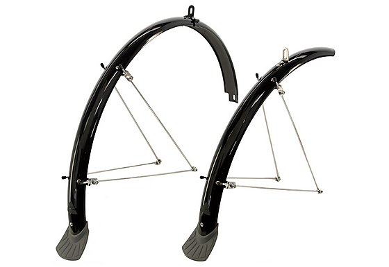Axiom Roadrunner LX Reflex Mudguard Set - MTB