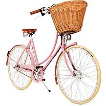 image of Pashley Britannia Womens Classic Bike