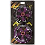 Grit Alloy Core Wheels (110mm) Black/Purple