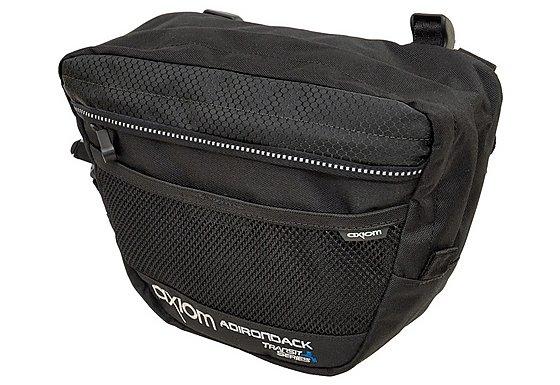 Axiom Adirondack Bar Bag - 4.5l, Black/Grey