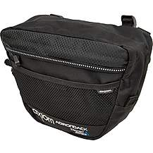 image of Axiom Adirondack Bar Bag - 4.5l, Black/Grey