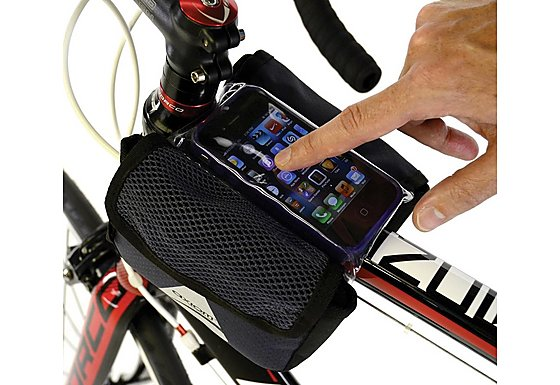 Axiom Gran Fondo Smartbag Touch Frame Bag