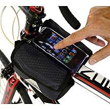 image of Axiom Gran Fondo Smartbag Touch Frame Bag