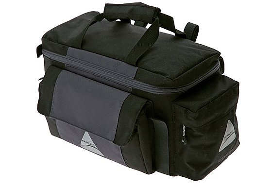 Axiom Robson LX14 Trunk Bag - Grey/Black