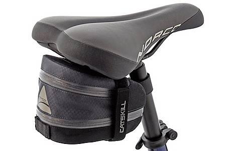 image of Axiom Catskill LX Exp Seat Bag - Grey/Black