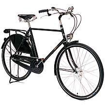 image of Pashley Roadster Sovereign Mens Bike