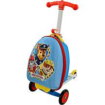 image of Paw Patrol Scootin Suitcase