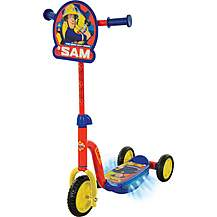 image of Fireman Sam Light & Sound Rescue Scooter