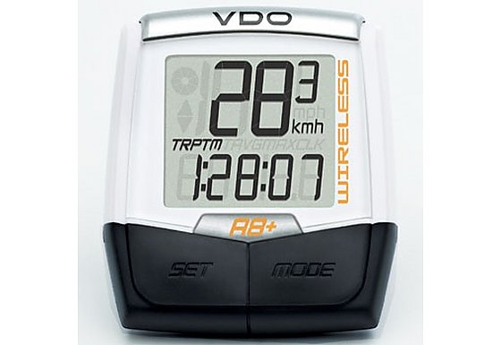VDO A8+ (Wireless) Cycle Computer