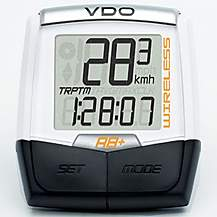 image of VDO A8+ (Wireless) Cycle Computer