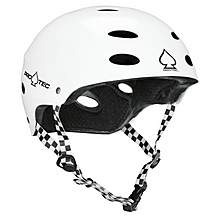 image of Protec Ace SXP Helmet - Gloss White