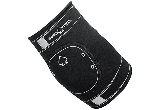 Protec Gasket Elbow Pads - Black