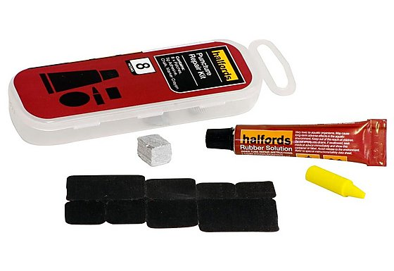 Halfords Bike Puncture Repair Kit
