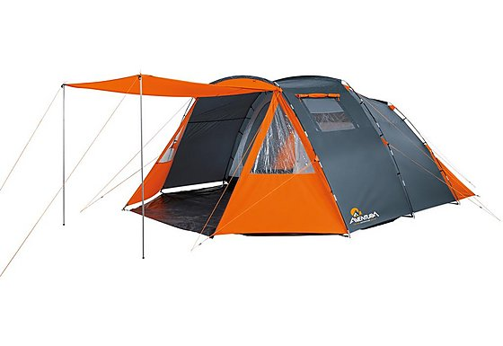 Aventura 6 Man Family Tunnel Tent