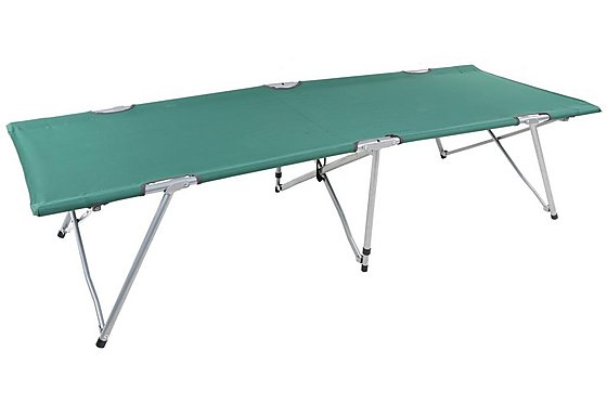 Urban Escape Easy Fold Camp Bed