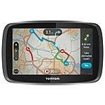 "image of Ex Display TomTom GO 5000 with MyDrive & Lifetime TomTom Traffic & Maps 5"" Sat Nav - UK, ROI & Europe"