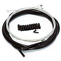 image of Clarks Stainless Steel Universal Front and Rear Brake Cable Kit