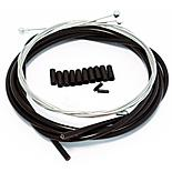 Clarks Stainless Steel Universal Front and Rear Brake Cable Kit