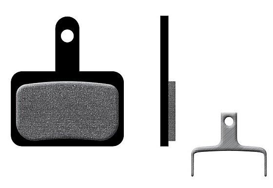Galfer Shimano Deore C601, M414, M445, M446, M485, M515, M525, M575 Disk Brake Pads