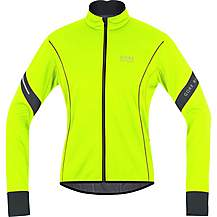 image of Gore Bike Wear Mens Power 2.0 Windstopper Soft Shell Jacket