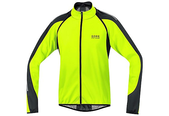Gore Bike Wear Mens Phantom 2.0 Windstopper Soft Shell Jacket